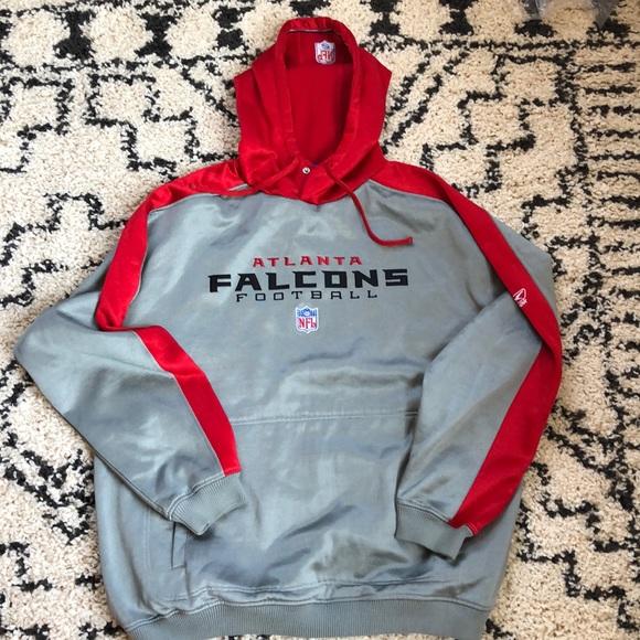 new style b8a34 ed848 Atlanta Falcons Reebok NFL hoodie